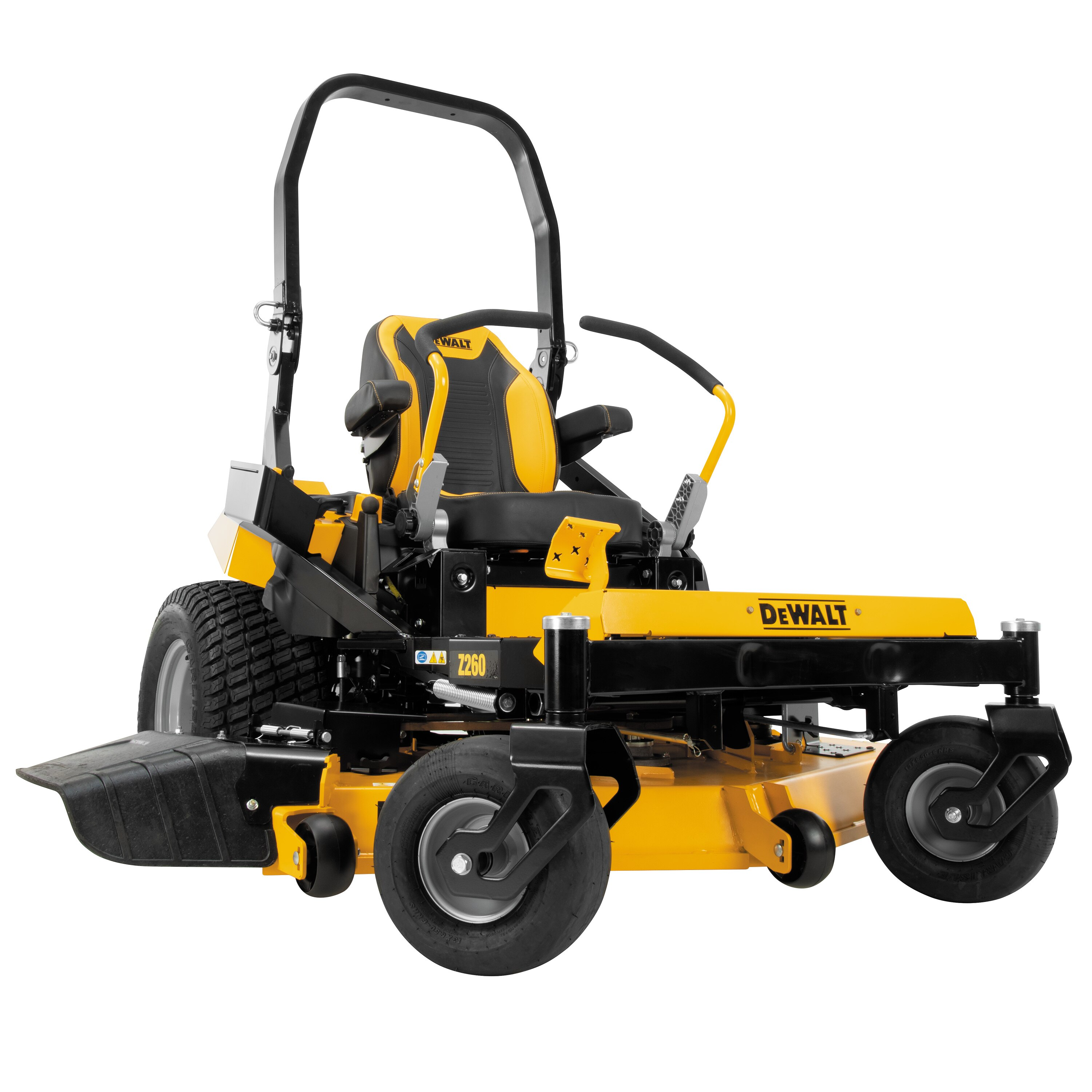 DEWALT - Z260 60 in 24 HP Kawasaki Gas Hydrostatic Commercial ZeroTurn Mower - DXGZ260P